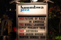 Kuumbwa Jazz Marquee